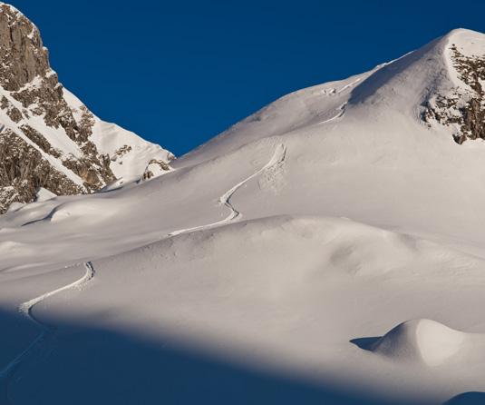 Einzigartigkeit der Tiroler Berge