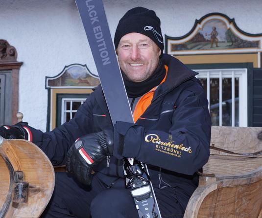 Schneeschuwandern mit Franz